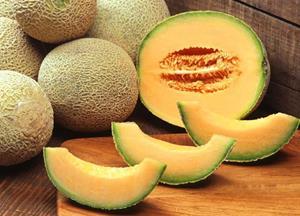 Priprave na vroče dni - osvežilna melona! :D